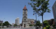 钟楼景观图片