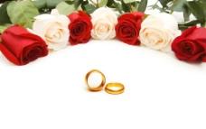 戒指 玫瑰 定情信物图片