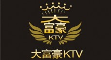 大富豪ktv logo图片