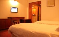 酒店房间图片