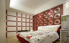卧室设计效果图图片
