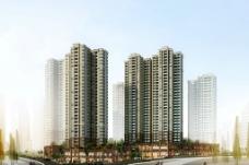 重庆中海国际社区建筑效果图图片