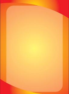 红黄渐变底图图片