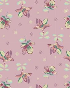井字花朵图片
