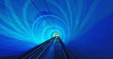 时光隧道图片