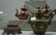 酒壺和酒碗圖片