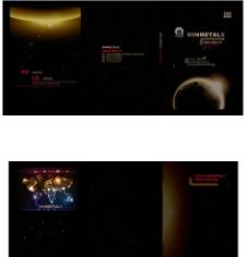 五矿集团光盘碟面图片